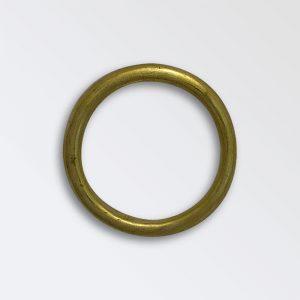 Rings Brass or Chrome