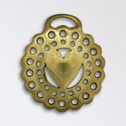 Pierced Surround Heart