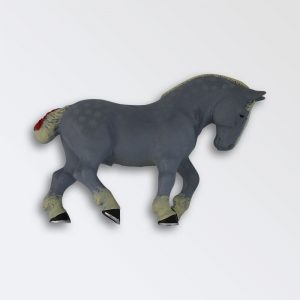 Papo - Grey Percheron