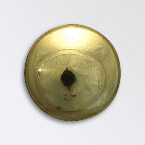 Brass Harness Decoration - Round
